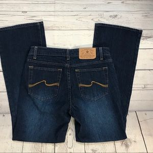 📍Dark Wash Flare Us Polo Association Jeans sz 10